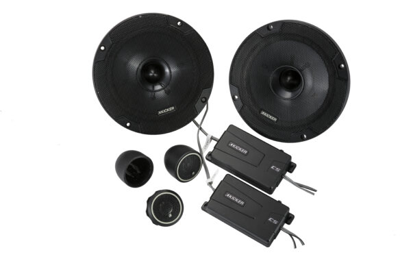 46CSS654 – 6.5″ (160mm) 100 Watts RMS Components • 46CSS654
