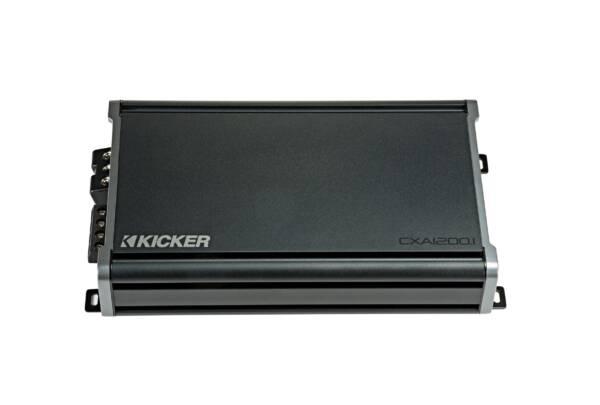 46CXA1200.1 – 1200 Watts RMS Monoblock Sub Amp • 46CXA1200.1