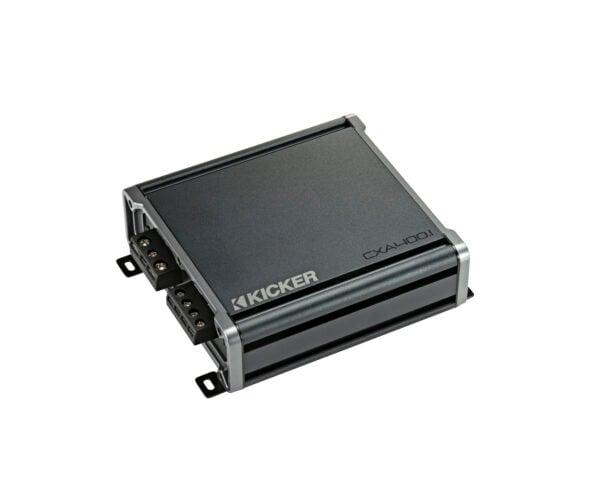 46CXA400.1 – 400 Watts RMS Monoblock Subwoofer Amplifier • 46CXA400.1