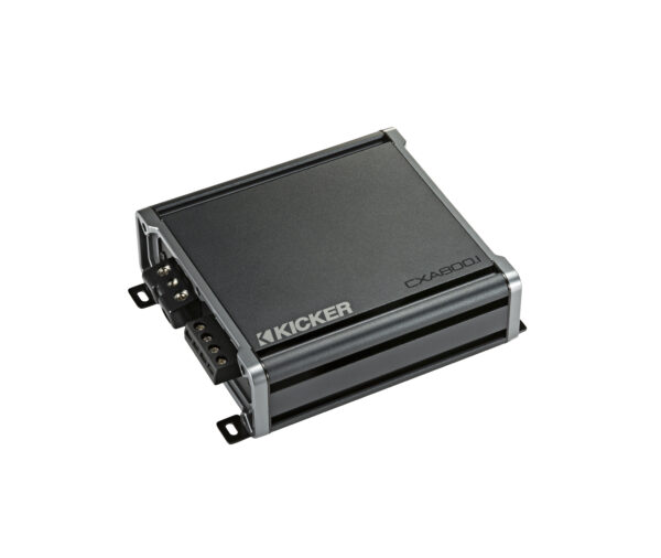 46CXA800.1 – 800 Watts RMS Monoblock Subwoofer Amplifier • 46CXA800.1