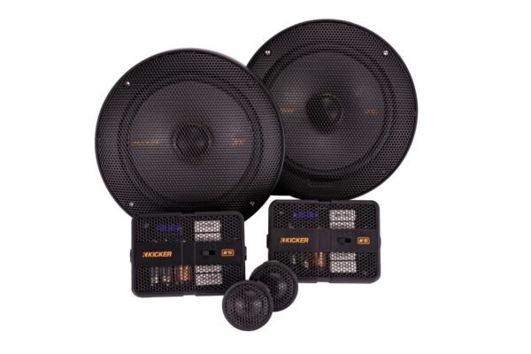 47KSS6504 – 6.5″ (160mm) 125 Watts RMS Components • 47KSS6504