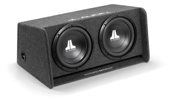 CP212W0-2 Dual 12W0v3 Ported, 2 Ω 600 Watts RMS • CP212W0-2