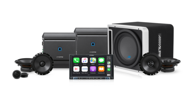 iLX-702D 7″ S-Series System • iLX-702D