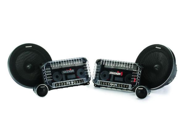 QSS674 – 6.75″ (165mm) 100 Watts RMS Components • QSS674