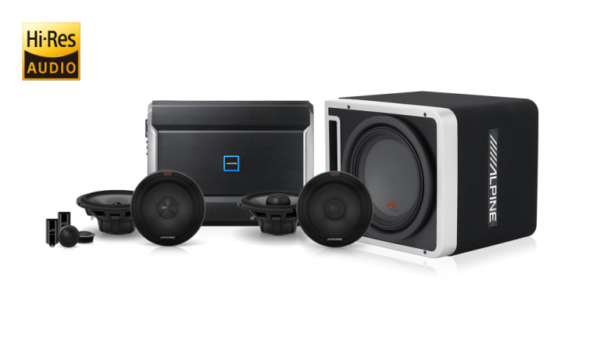 R-Series 5-Channel System • R-Series