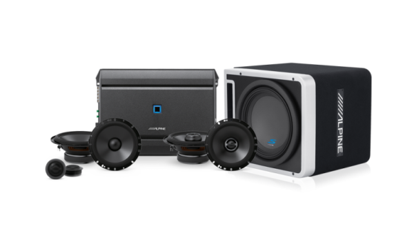 S-Series 5-Channel System • S-Series