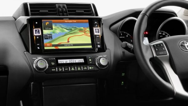 8″ Navigation X800D • X800D
