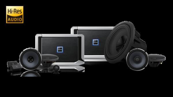 X-Series 12″ Premium System • X-Series