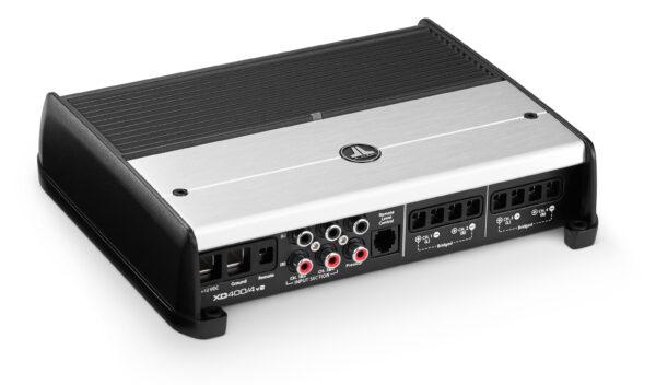 XD400/4v2 Class D 4 x 75 Watts RMS • XD400/4v2