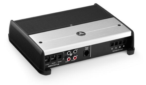 XD600/1v2 Monoblock 1 x 600 Watts RMS • XD600/1v2