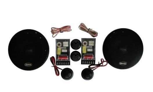 "EFX65C 6.5"" Components Silk Dome Tweeter • EFX65C"
