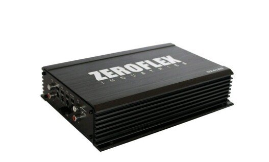 NZ4120 4 x 120rms @4ohm Amplifier with Bass Remote • NZ4120