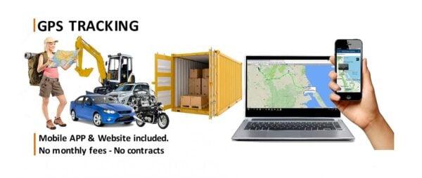 GPS Tracking • GPS