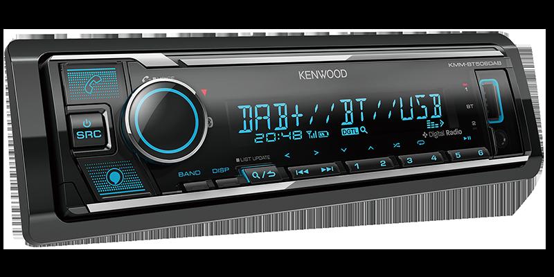 KMM-BT506DAB • KMM-BT506DAB