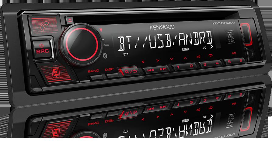 KDC-BT530U • KDC-BT530U