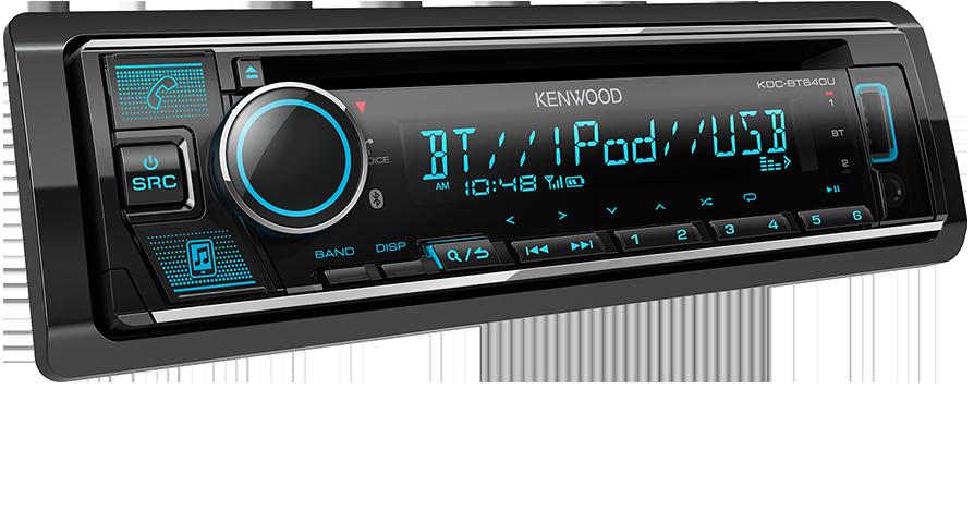 KDC-BT640U • KDC-BT640U